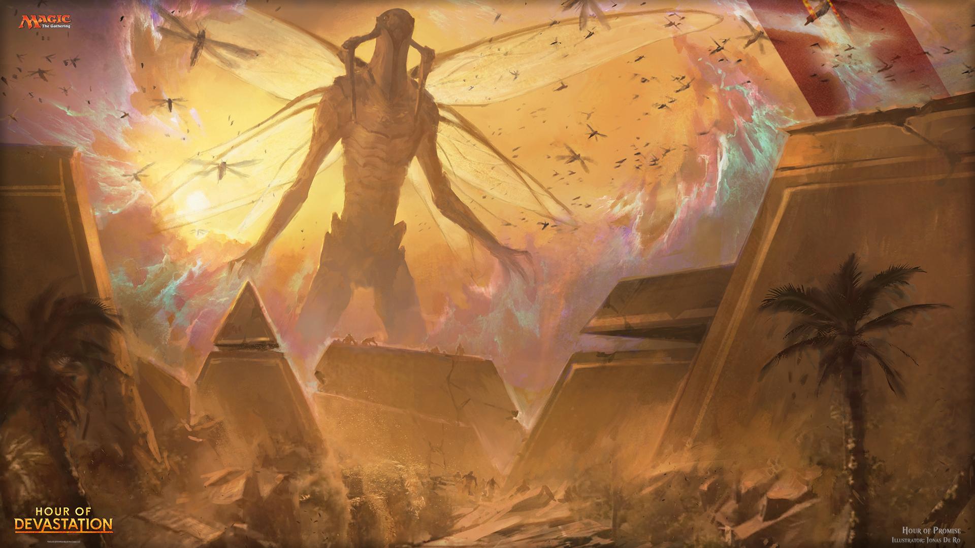 Obrázek z Magicové karty Hour of Promise
