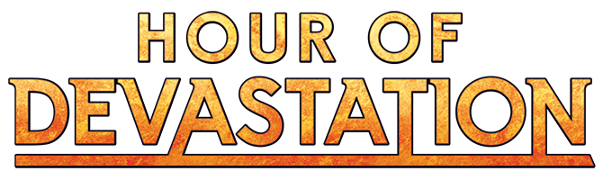 Hour of Devastation logo