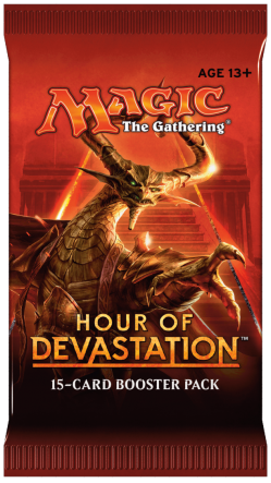 Hour of Devastation Booster 1