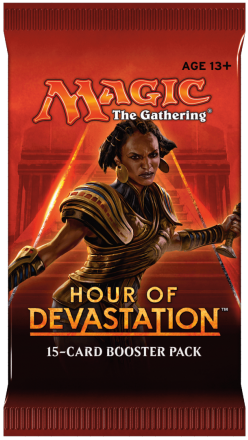 Hour of Devastation Booster 2