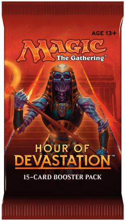 Hour of Devastation Booster 3