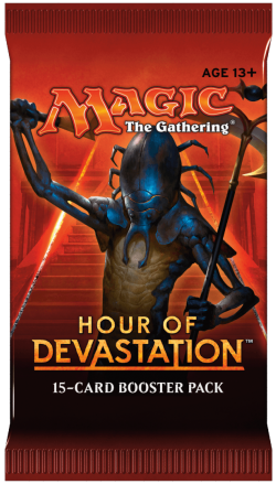 Hour of Devastation Booster 4