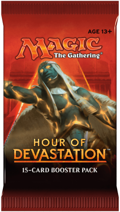 Hour of Devastation Booster 5