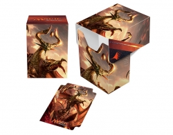 Hour of Devastation Deck Box - Nicol Bolas