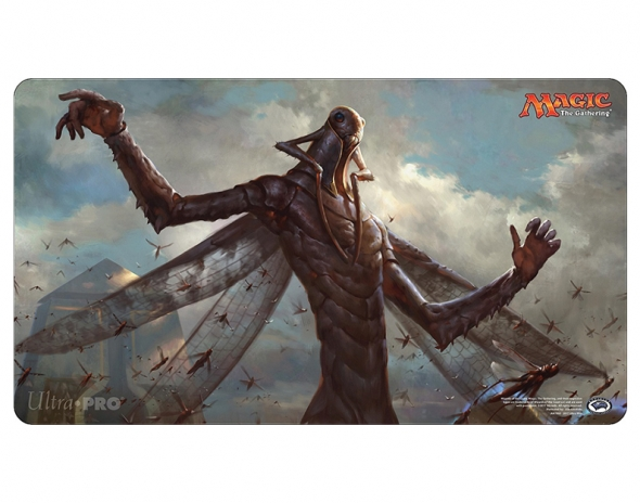Hour of Devastation Playmat - The Lotus God