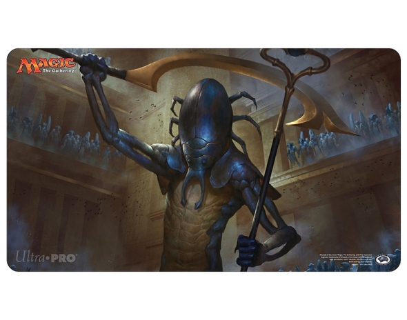 Hour of Devastation Playmat - The Scrab God