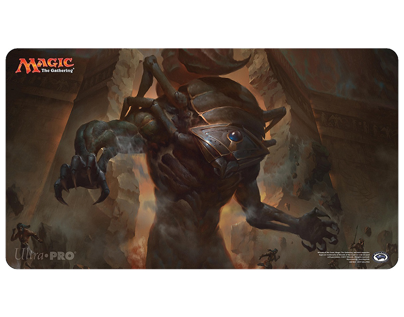 Hour of Devastation Playmat - The Scrorpion God