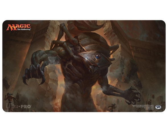 Hour of Devastation Playmat - The Scrorpion God