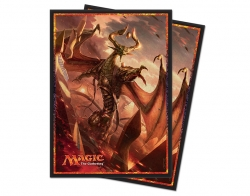 Hour of Devastation Sleeves - Nicol Bolas