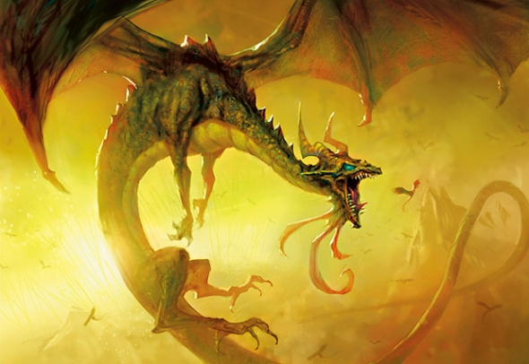 Nicol Bolas alternate art