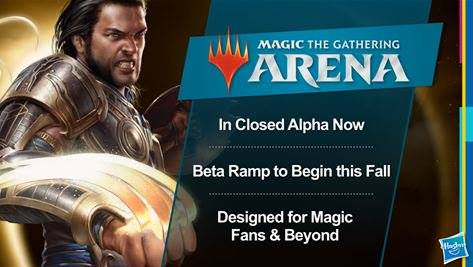 Magic: the Gathering Arena - basic info