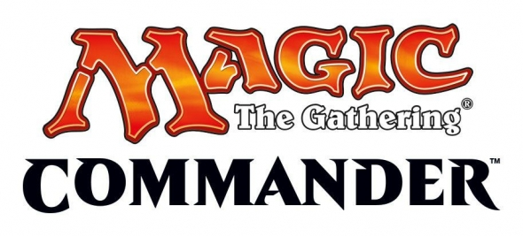 Magic Commander logo