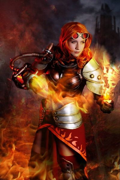 Chandra cosplay
