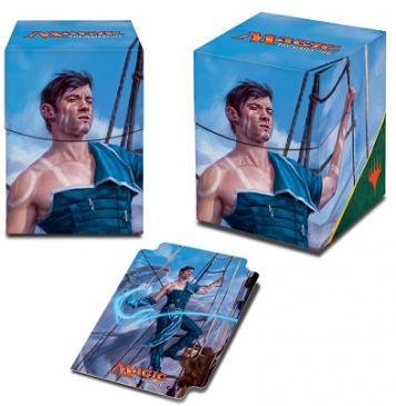 Ixalan Deck Box Jace, Cunning Castaway