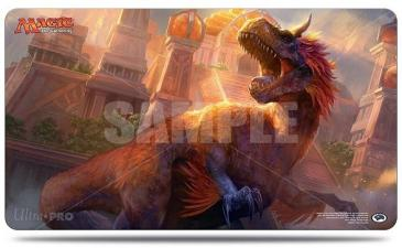 Ixalan Playmat Burning Suns Avatar