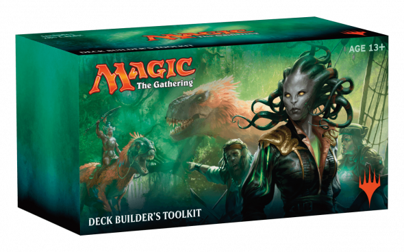 Ixalan Deckbuilders Toolkit