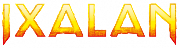Magic Ixalan logo