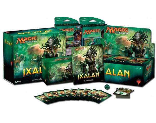 Produkty z Magicové edice Ixalan