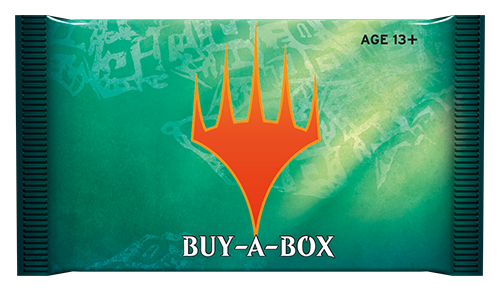 Ixalan Buy-a-box Promo Booster