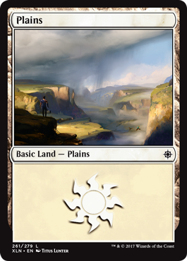 Ixalan Land Plains