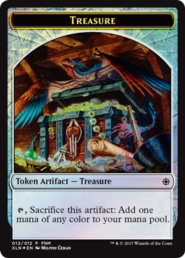 FNM Treasure 1 Token