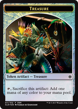 FNM Treasure 2 Token