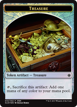 FNM Treasure 3 Token