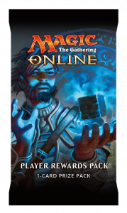 Magic Online Player Rewards Pack