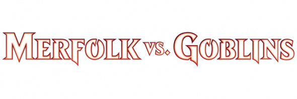 Duel Decks: Merfolk vs. Goblins - logo