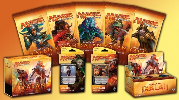 Produkty Rivals of Ixalan
