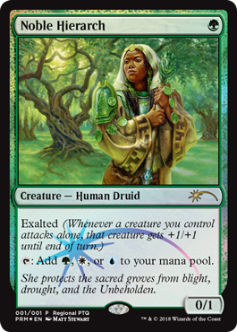 Noble Hierarch RPTQ Promo