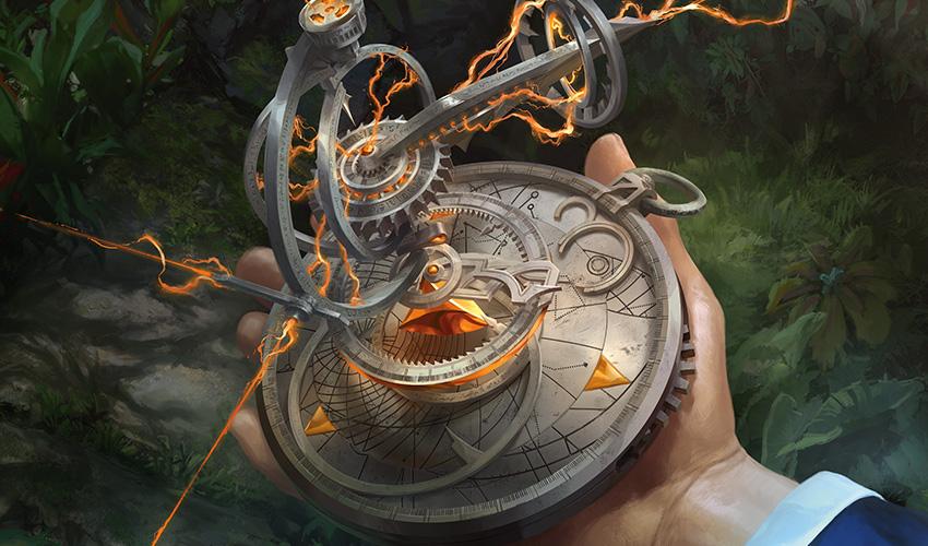 Thaumatic Compass