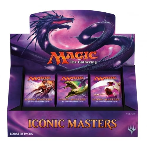 Iconic Masters Display