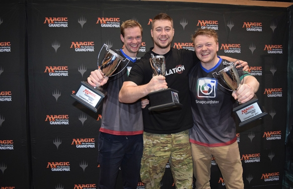 GP Lyon winners