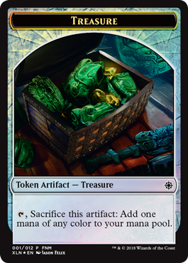 FNM Treasure Token