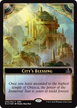 FNM Citys Blessing