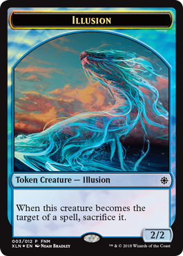 FNM Illusion Token
