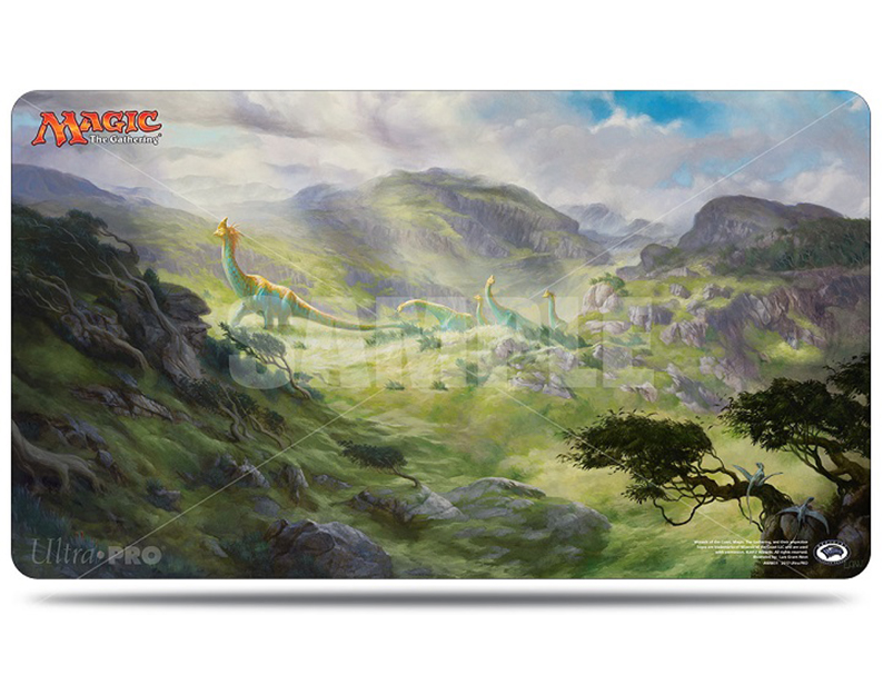 Rivals of Ixalan Playmat Thunderherd Migration