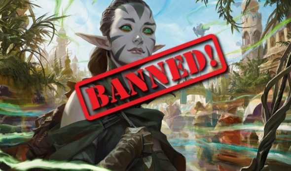 Banned and Restricted list 15. ledna 2018