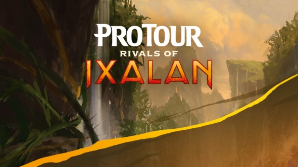 Coverage z Pro Tour Rivals of Ixalan