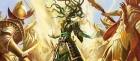 Obrázek z Magicové karty Golden Demise