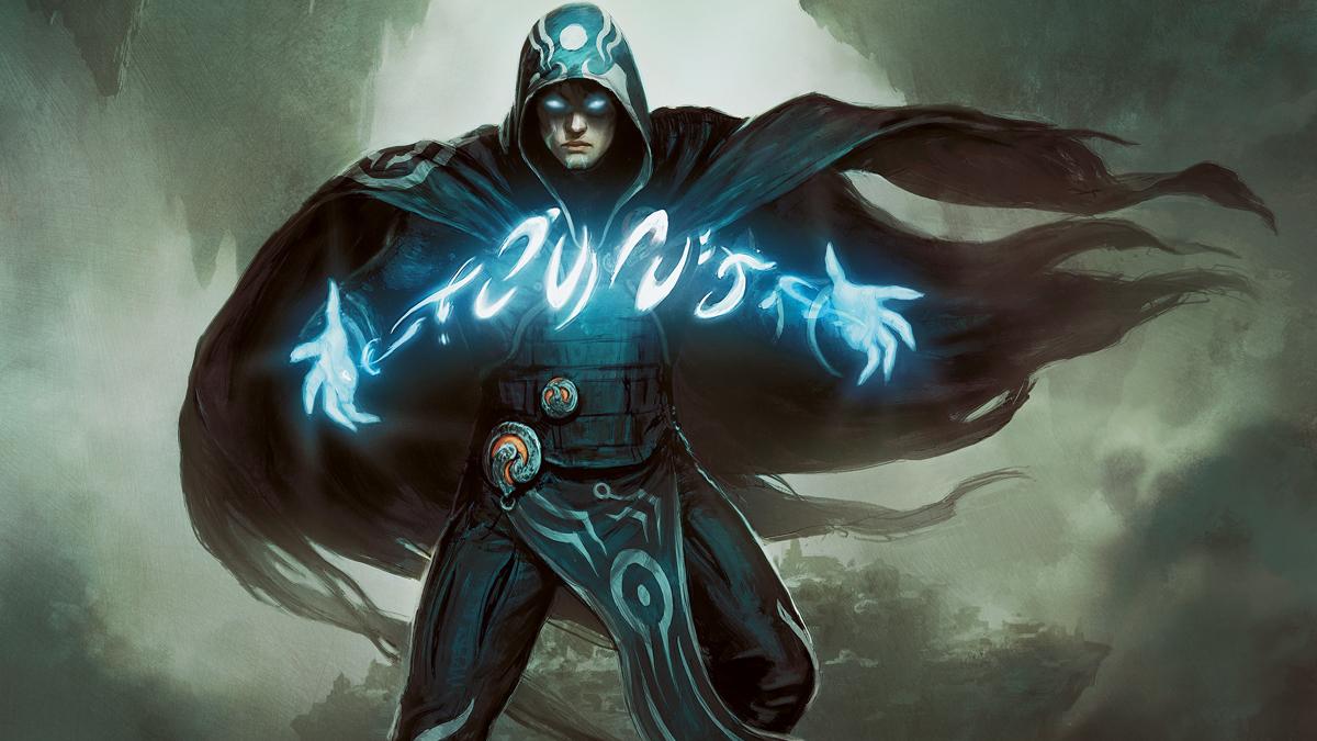Obrázek z Magicové karty Jace, the Mind Sculptor