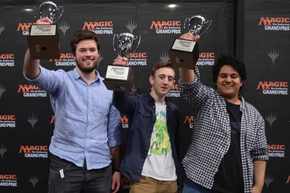 GP Madrid winners