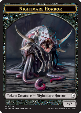Nightmare Horror token