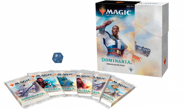 Dominaria Prerelease Pack