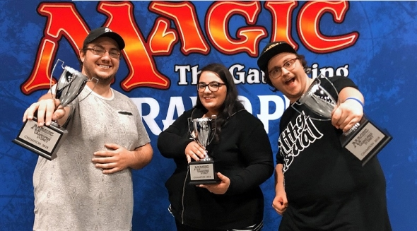 GP Sydney 2018 winners