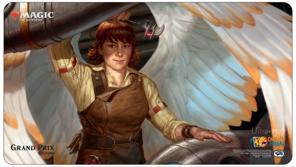 GP Bologna 2018 playmat 2