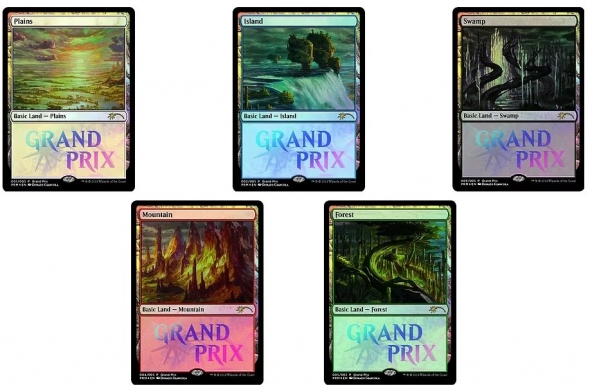 Grand Prix Vegas 2018 Promo Lands
