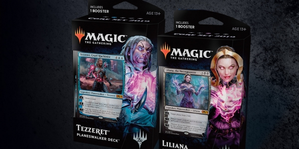 Magic the Gathering Magic 2019 Core Set Planeswalker Decks