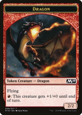 Dragon 1 token